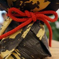 菓子と花にお茶をプラスで完璧な敬老の日セット