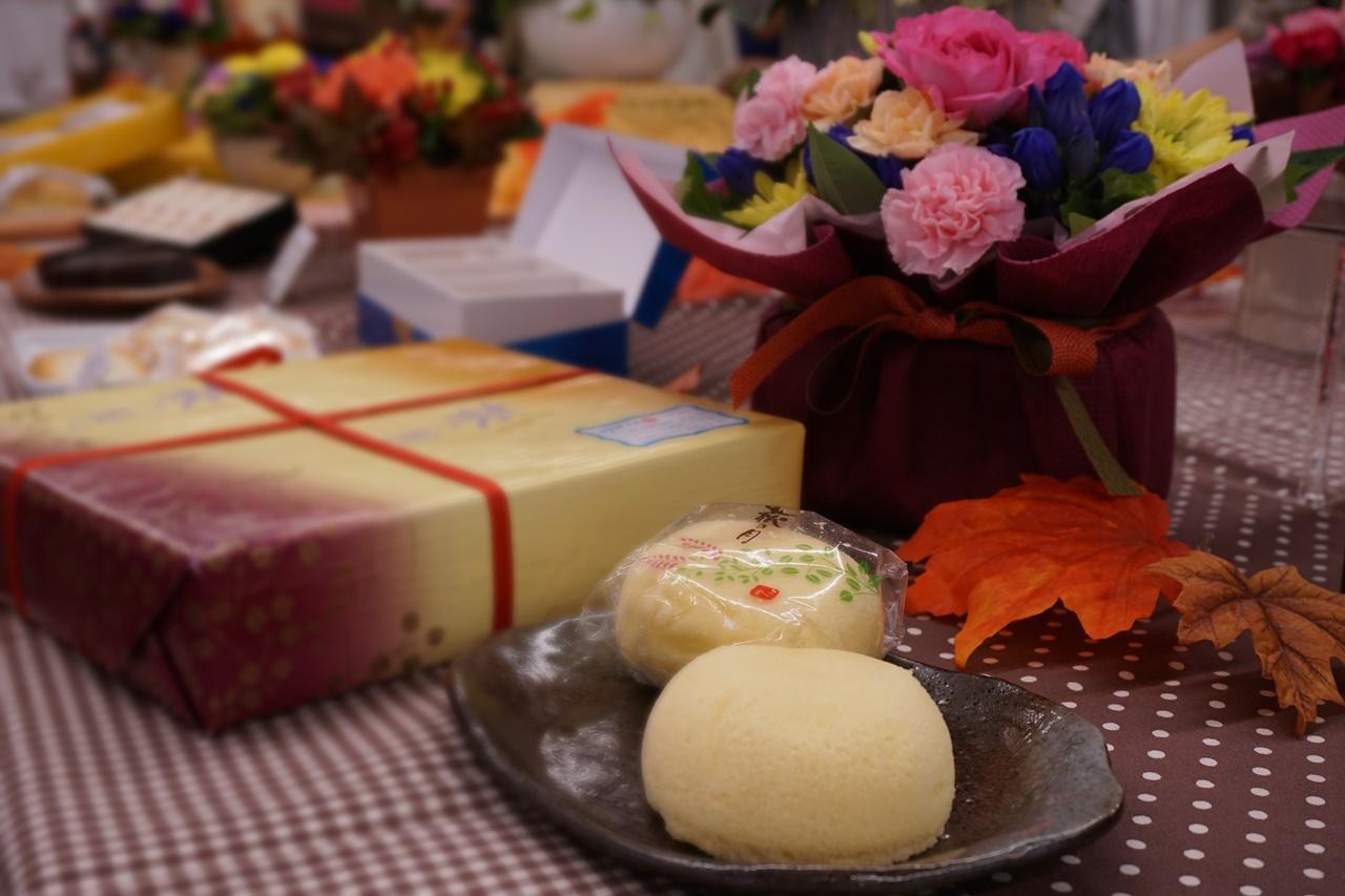 【日比谷花壇】お月見セット「因幡の白うさぎのセット」