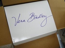 【ヴェラ・ブラッドリー】ギフトボックス