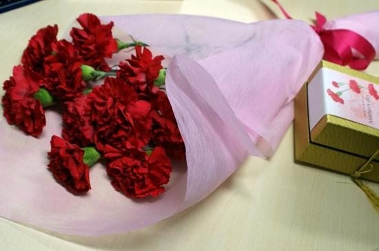 母の日プレゼント 花&グルメ