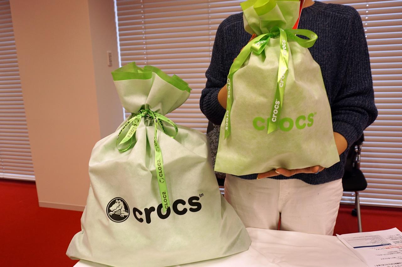 【Crocs(クロックス)】ギフトラッピング