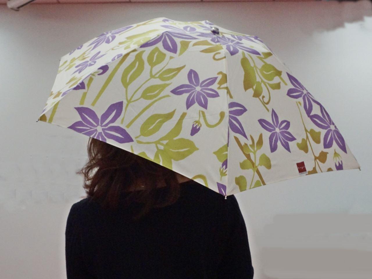 nugoo「折畳晴雨兼用日傘」