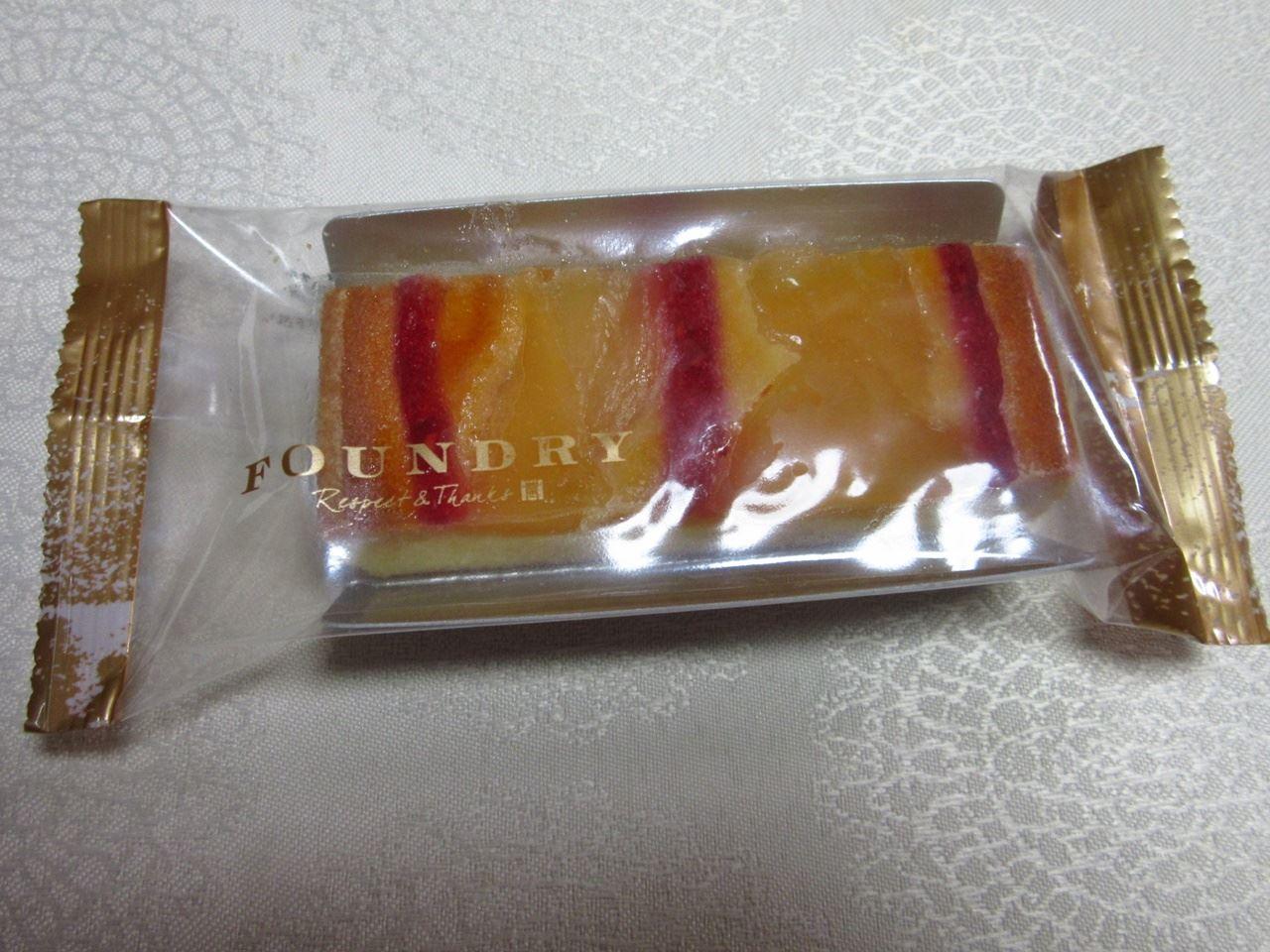【FOUNDRY(ファウンドリー)】桃のバターサブレ