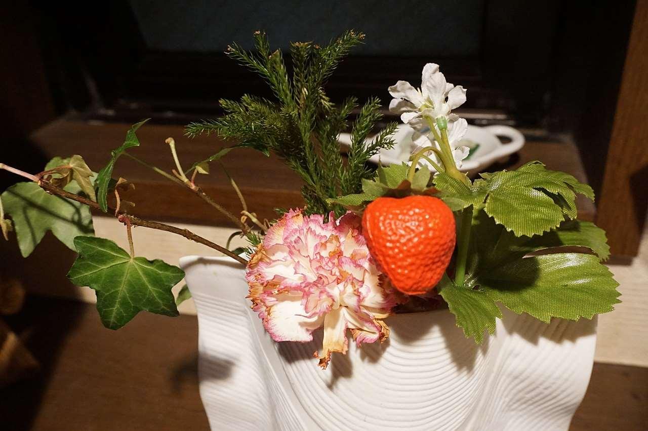 1か月後の【日比谷花壇】母の日 そのまま飾れるブーケ「ストロベリーピンク」