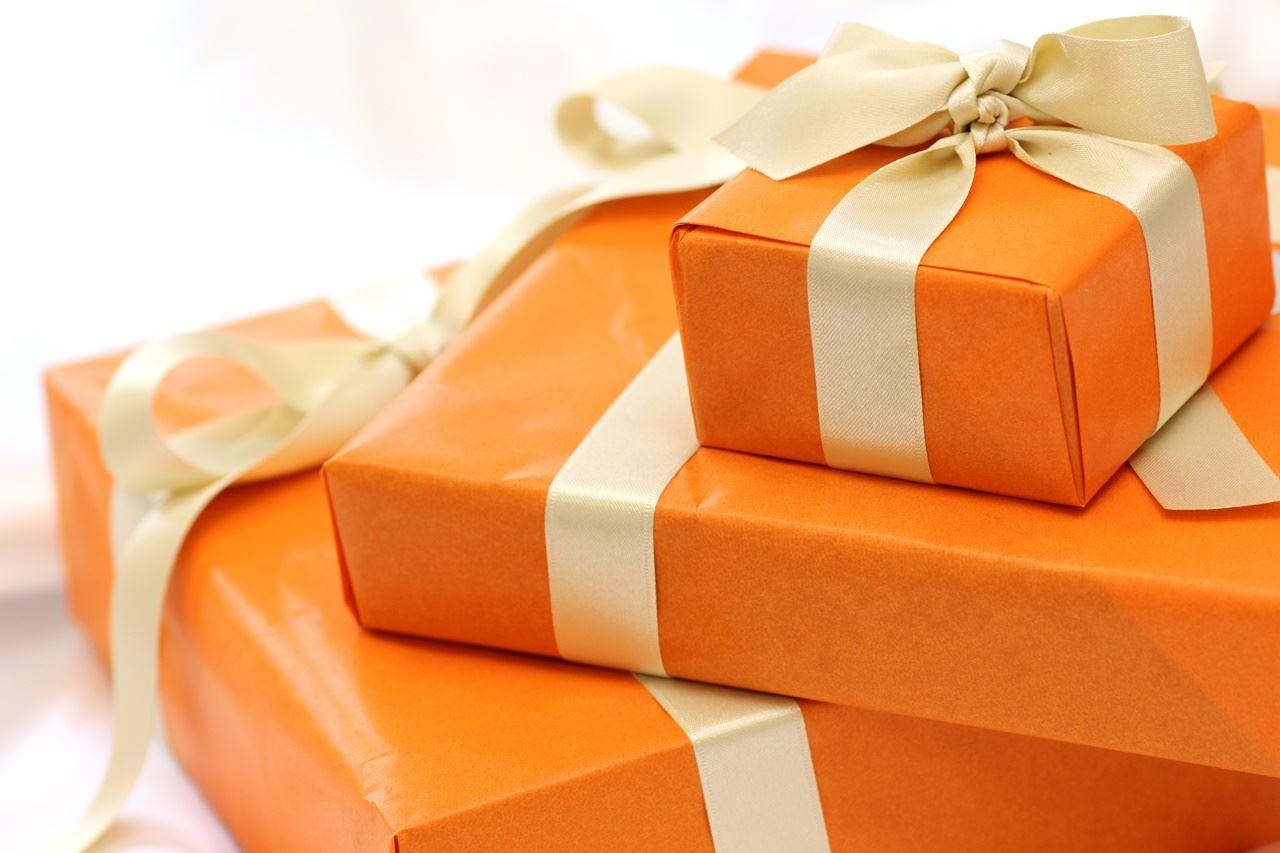 複数プレゼントのイメージ写真